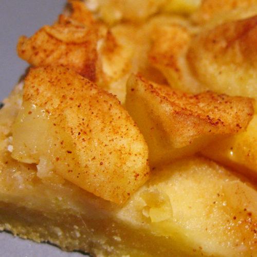 Jabłecznik Polish Apple Cake