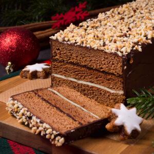 Piernik Startopolski - Polish Gingerbread Cake