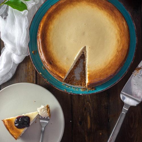 Polish Cheesecake sernik recipe