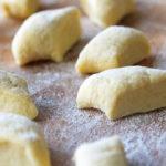 Kopytka dumplings recipe