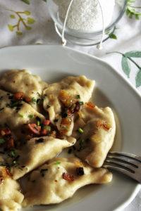 Meat pierogi recipe