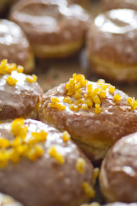 Pączki (Polish donut) recipe
