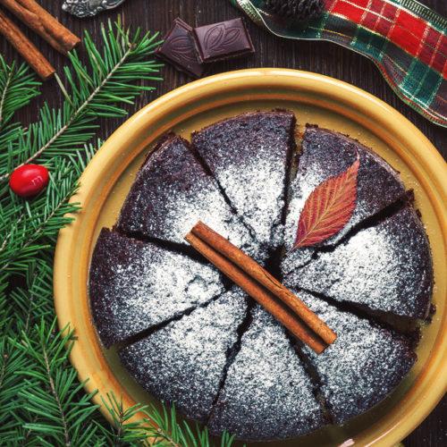 Piernik Polish Gingerbread Cake recipe