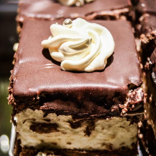 Wuzetka Polish chocolate cake recipe