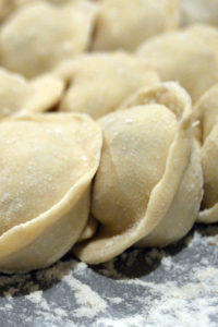 Pierogi dough with sour cream recipe