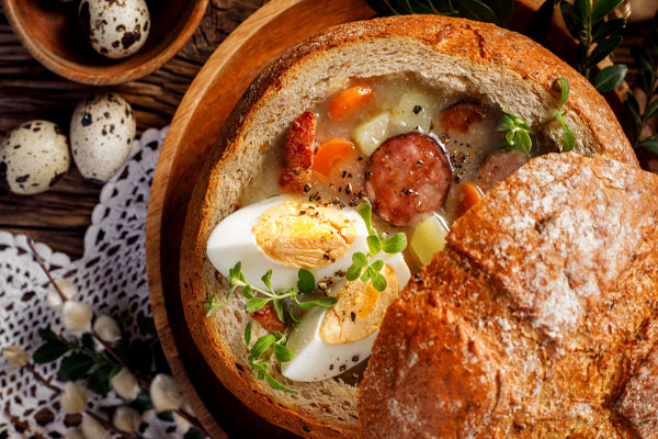 Żurek: Polish Easter Soup