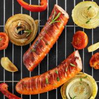Grilled Kiełbasa / Polish Sausage