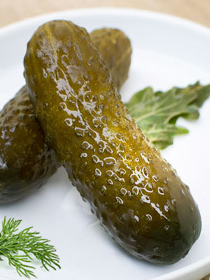 Polish-style Dill Pickle