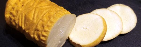 oscypek Polish smoked cheese