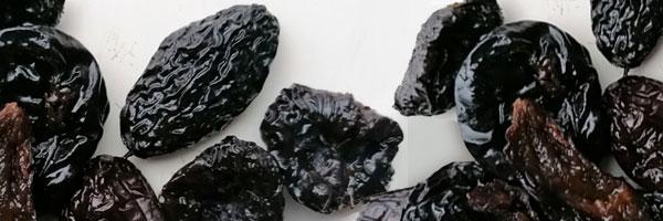 smoked prunes