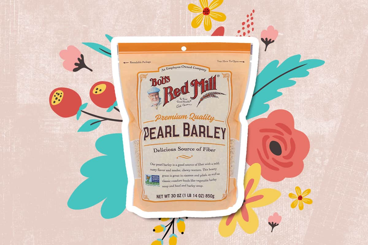 Pearl Barley by Bob's Red Mill